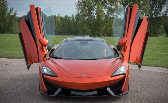 9 Things to Know About the 2018 McLaren 570GT