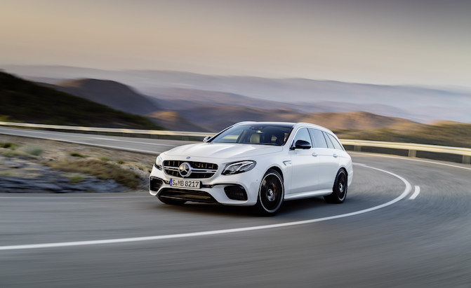 2018 Mercedes-AMG E63 S Induces Wagonlust