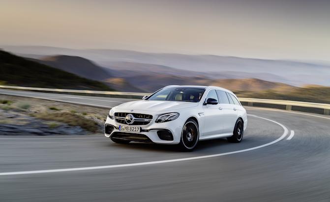 2018 Mercedes-AMG E63 S Induces Wagonlust