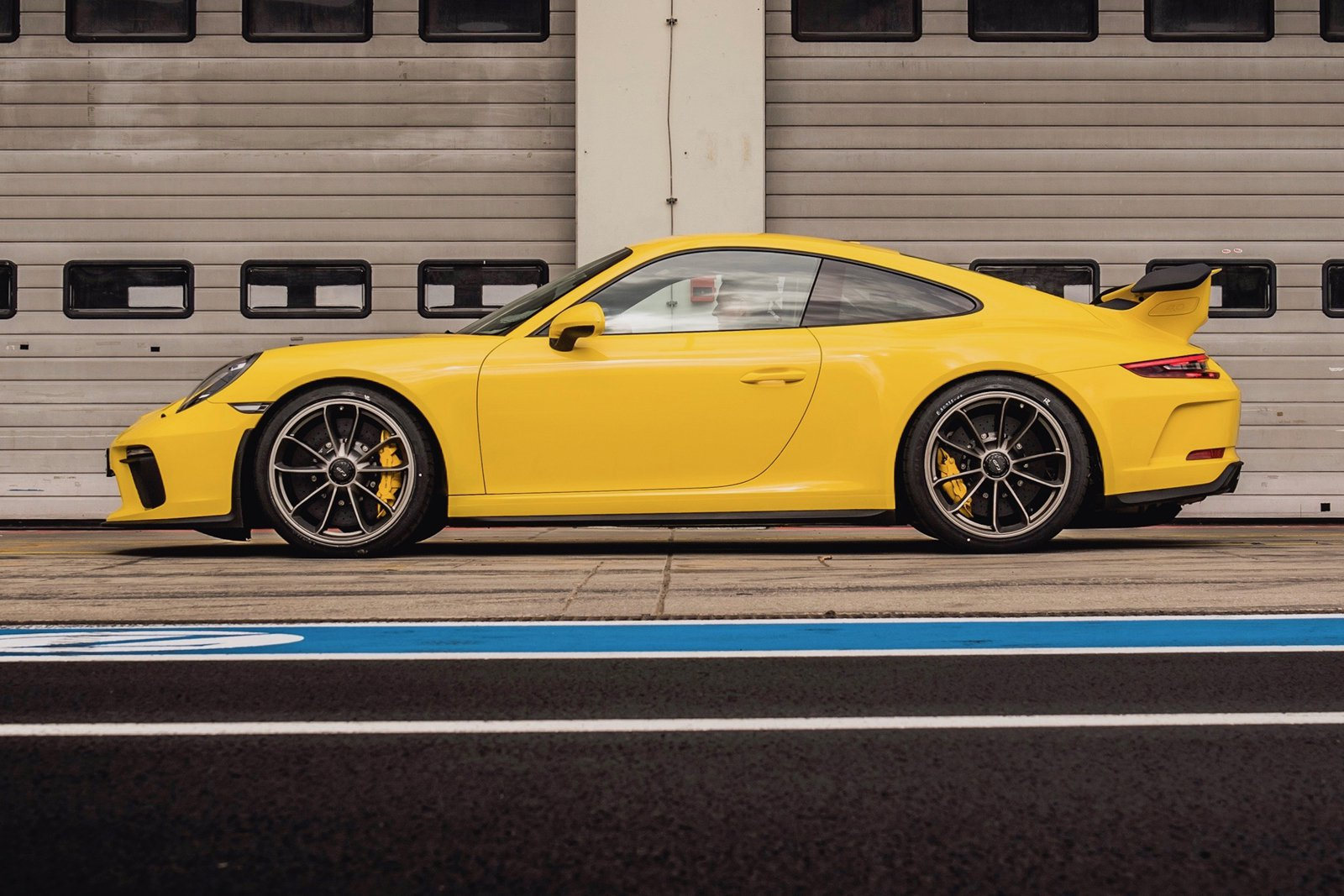 The 2018 Porsche 911 GT3 is Faster and Slower Than These 5 at the Nurburgring