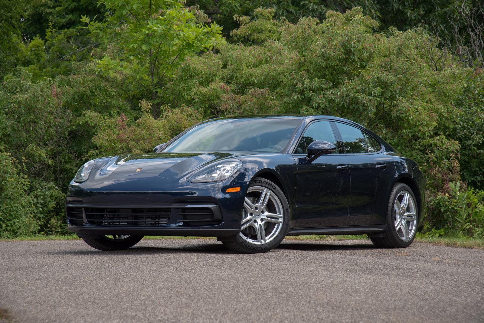 2018 Porsche Panamera Review