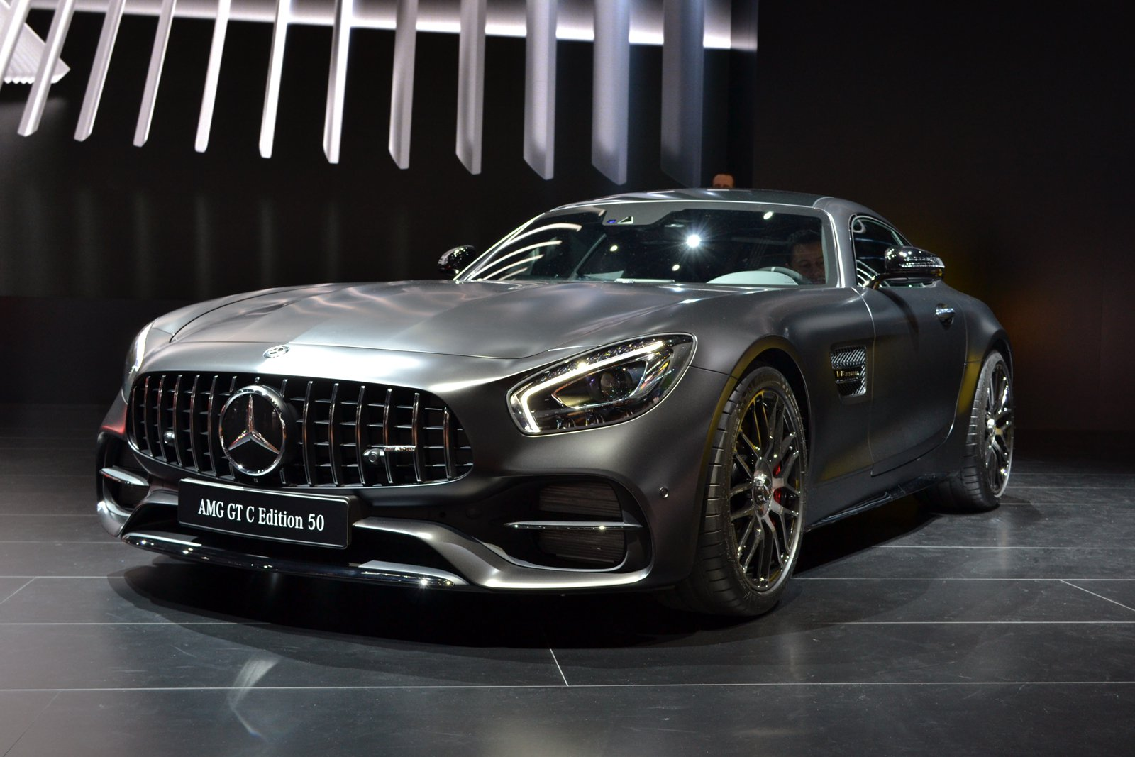 Entire 2018 Mercedes-AMG GT Lineup Refreshed for Some Reason