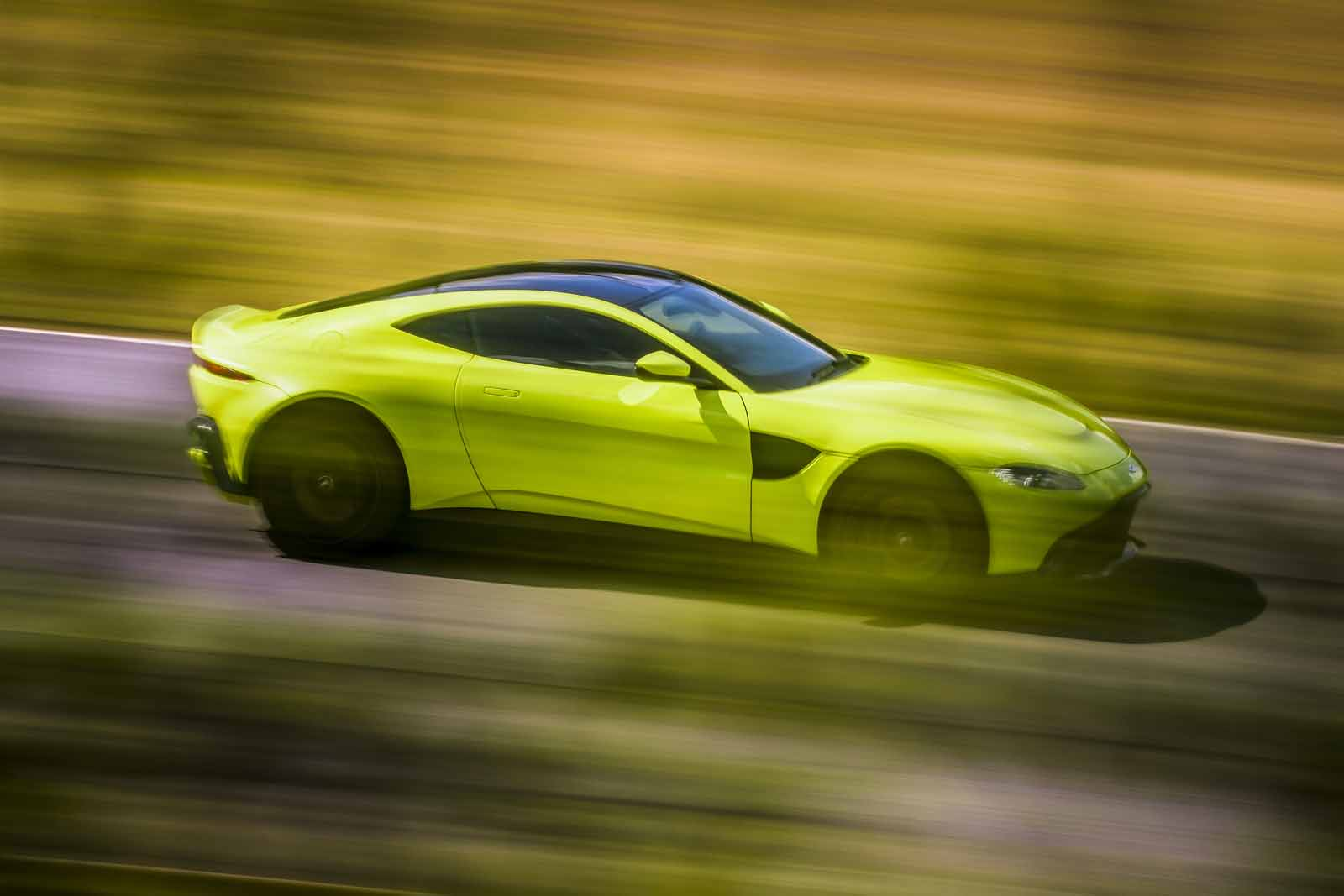 The New Aston Martin Vantage is Nearly Sold Out Already