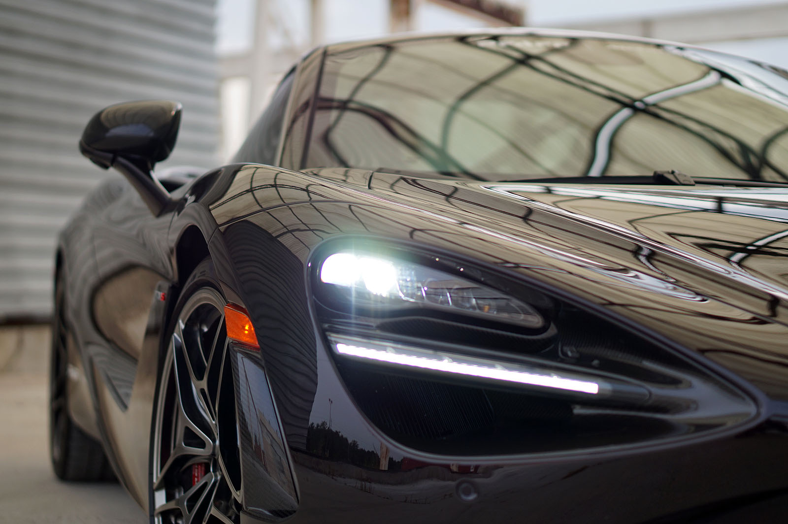 How the McLaren 720S Helped Me Live My Crazy Rich Asian Fantasy