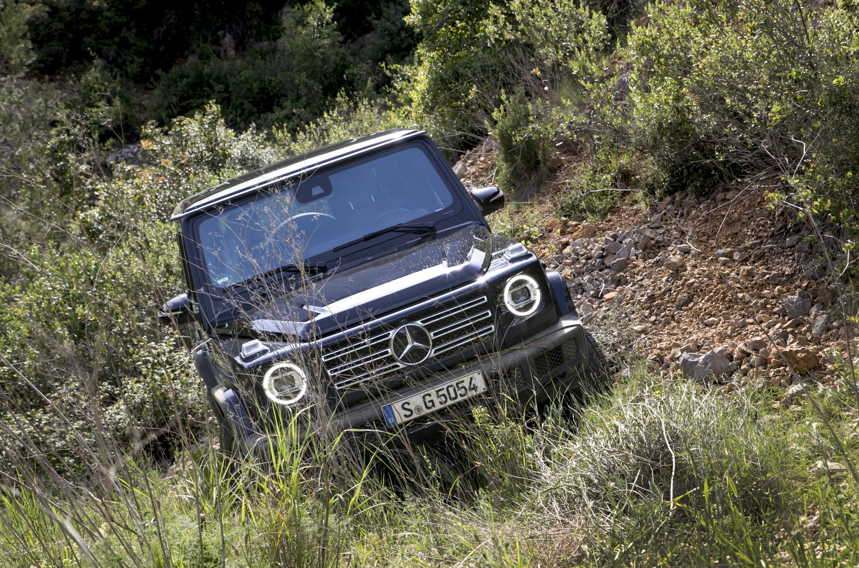 2019 Mercedes-Benz G-Class Review