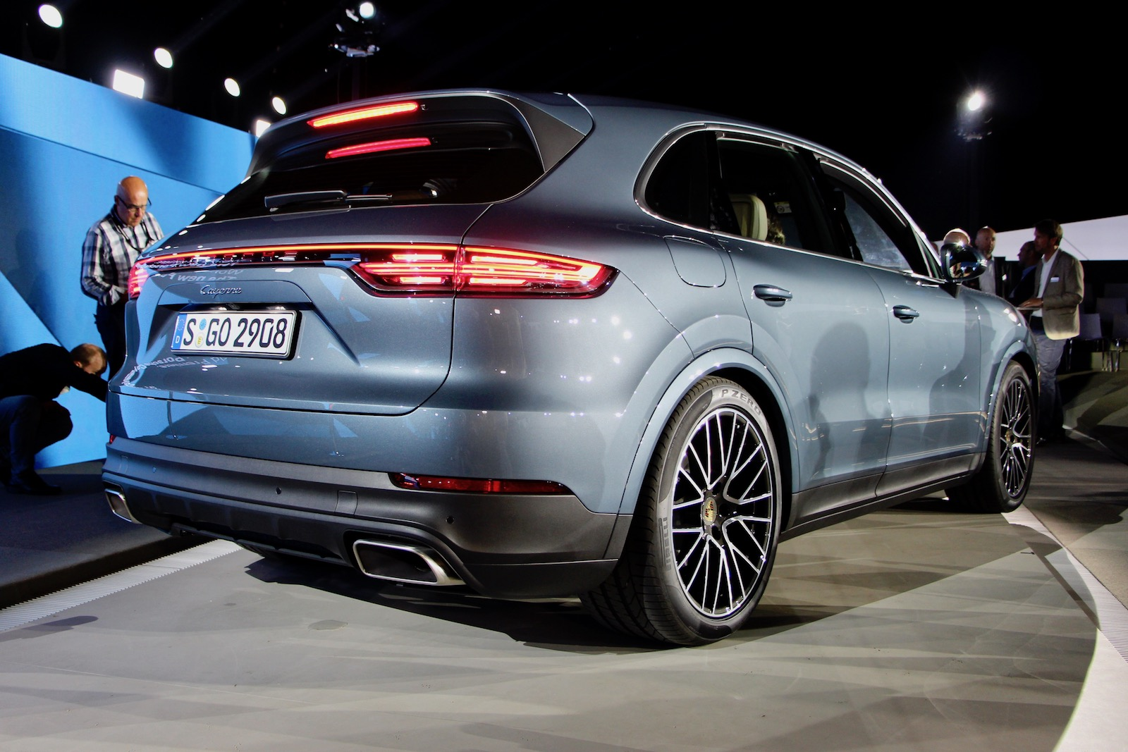 Porsche is Tragically Thinking About Building a Cayenne ...