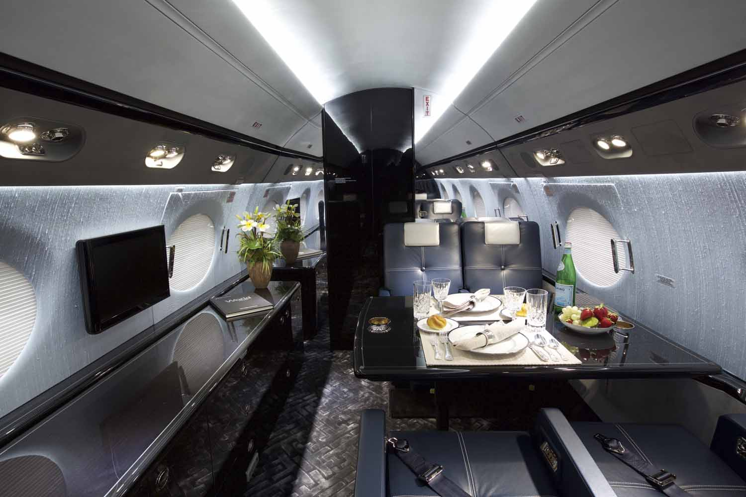 This Has to be the Most Luxurious Private Jet Ever Made!
