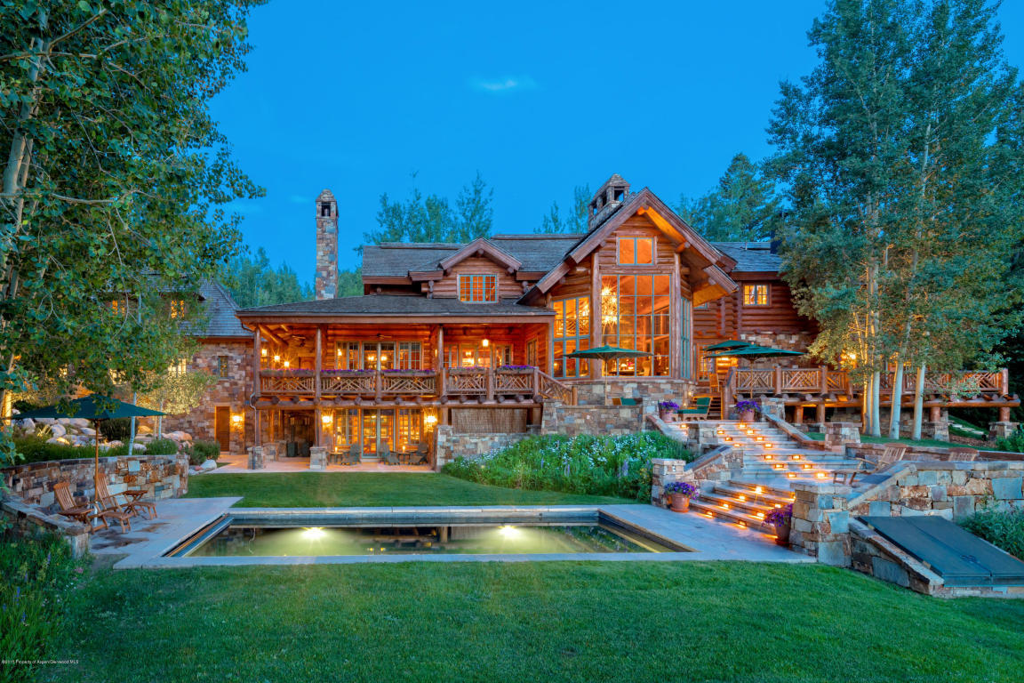 This $18 Million Log Cabin Puts All Others To Shame