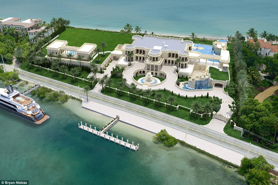 Up For $159 Million This Insane Mansion is America's Most Expensive Home