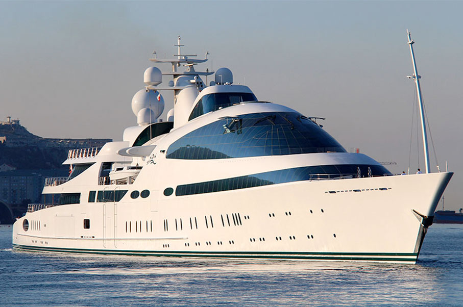 This 463-foot GigaYacht Will Blow Your Mind
