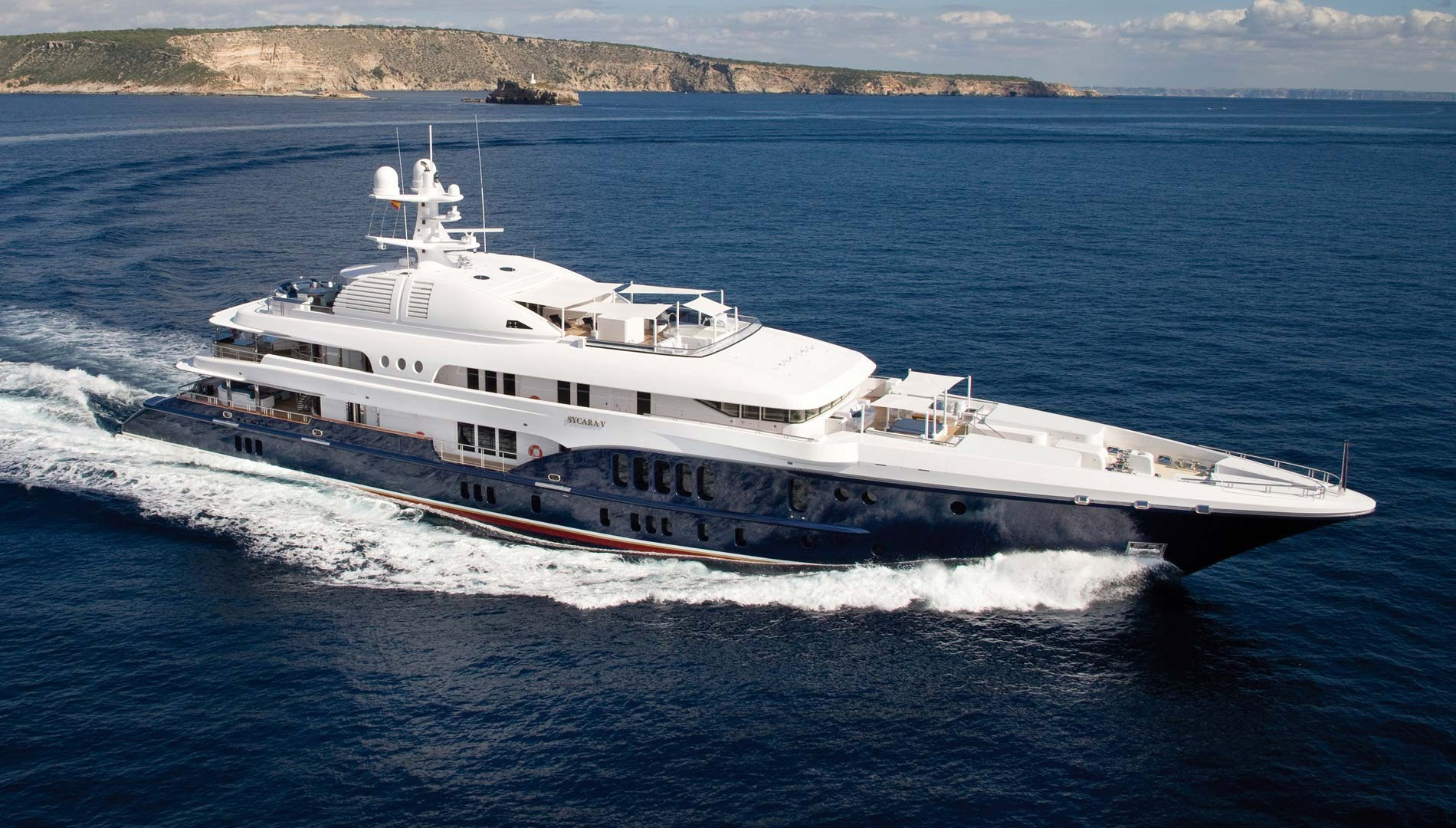 If Money's No Object—These Are the Top 5 Luxury Yachts You Can Charter This Winter