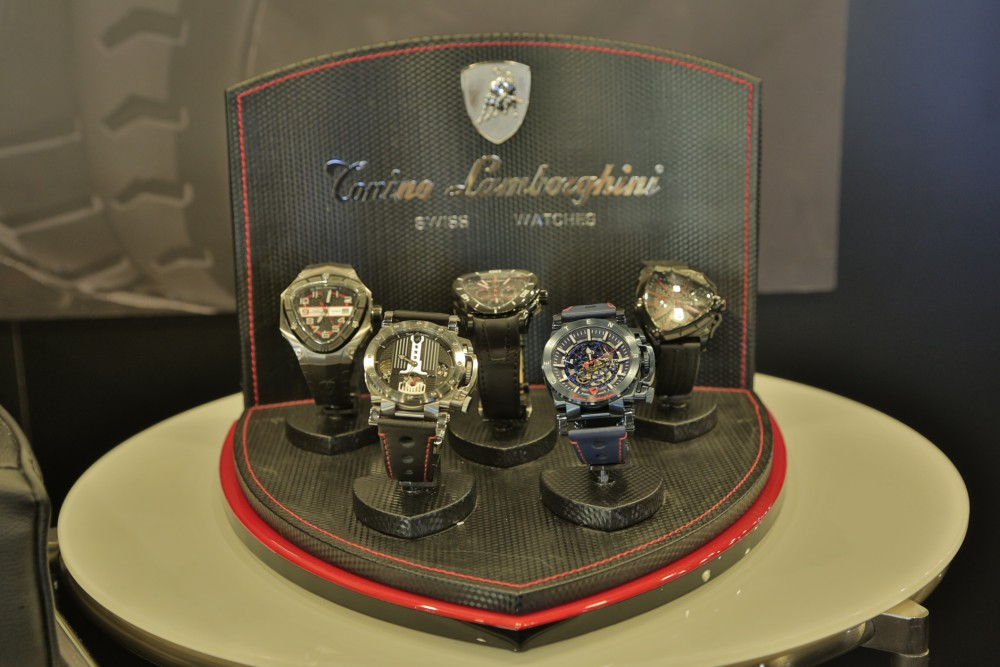 Check out the Stunning New Tonino Lamborghini Watch Collection