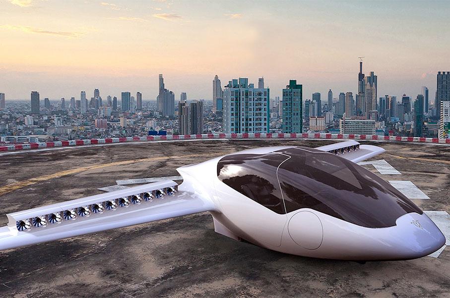 2025 онд тээврийн салбарт нисдэг такси нэвтрүүлэхээр зорьж байна