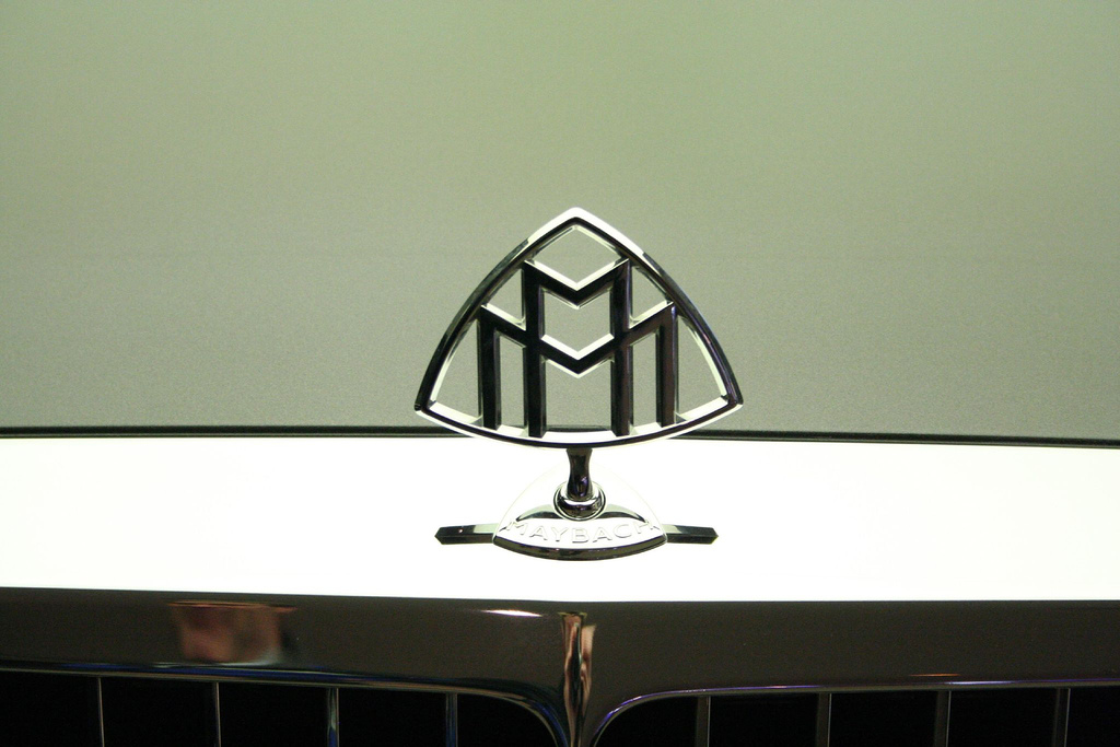 Mercedes Might Maybach All The Things!