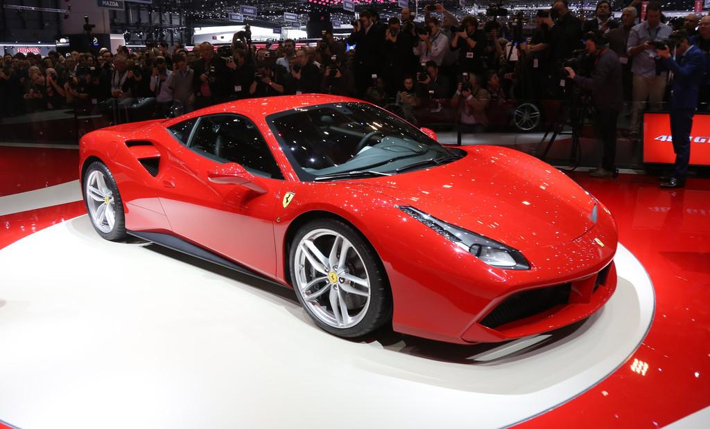 Here's Why Ferrari Just Issued a Stop Sale Order for All 488 GTBs