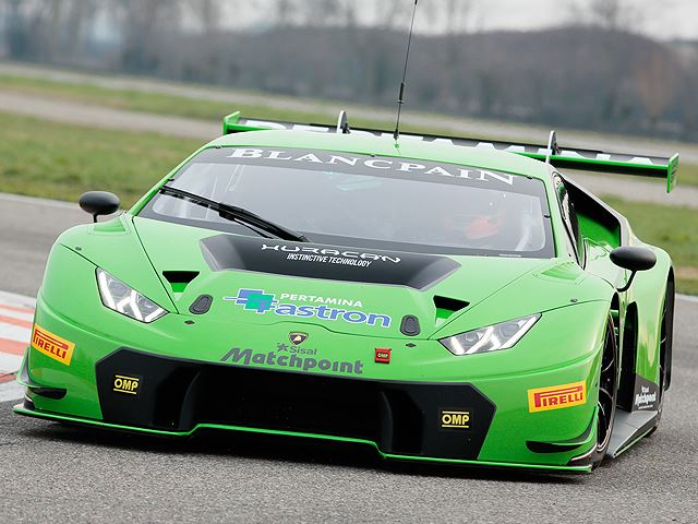 You'll Need This One Thing To Buy The Lamborghini GT3 Huracàn