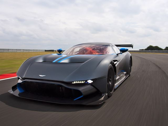 The Aston Martin Vulcan Is Coming to This US City For Black Friday