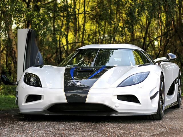 One-Of-A-Kind Koenigsegg Agera N Is Now For Sale For THIS Crazy Price