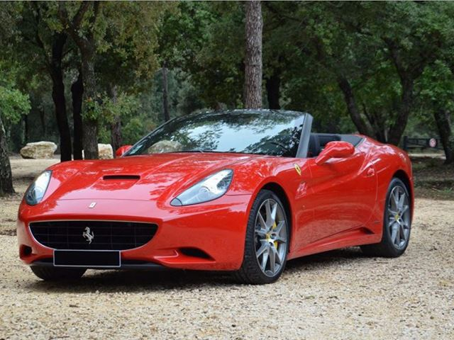 Here's Why This Ferrari California Just Sold For An Astronomical Price