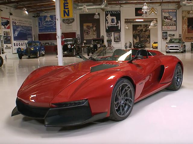 Made From the Best Parts Of Other SuperCars, Is This Rezvani Beast The Future?