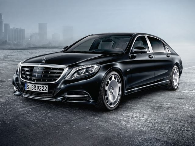 Why The Mercedes-Maybach S 600 Guard is a Cartel Drug Lord's Best Friend