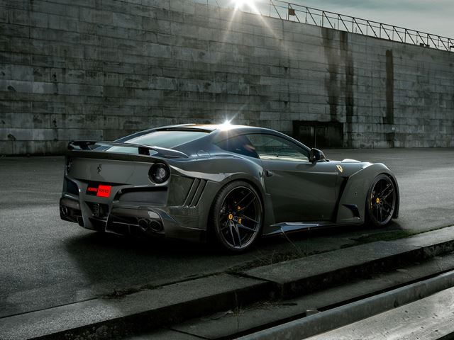 This Is The Most Extreme Ferrari F12 In The World Right Now