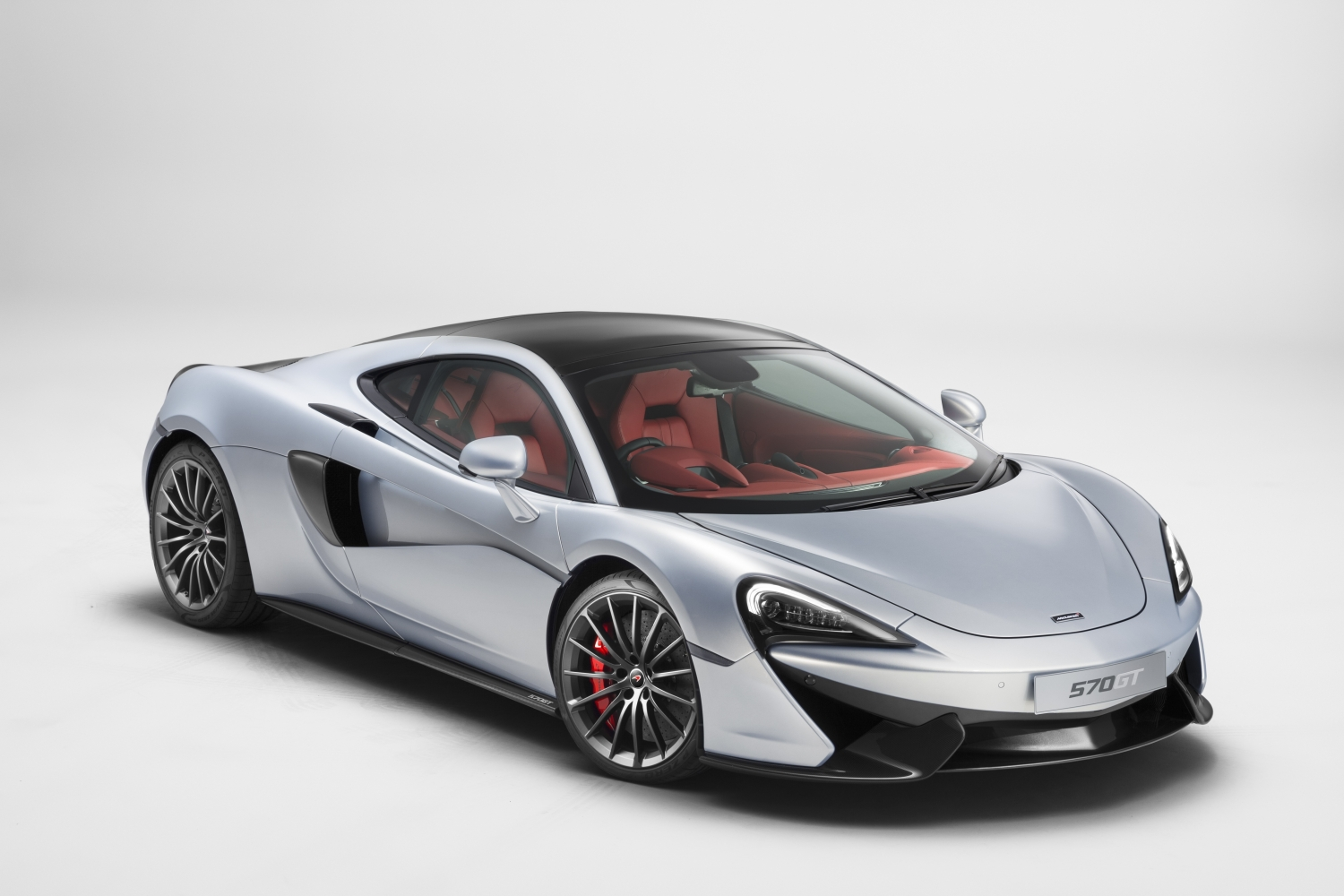 Here's Why the New 562 HP McLaren 570GT is the World's Most Practical Supercar