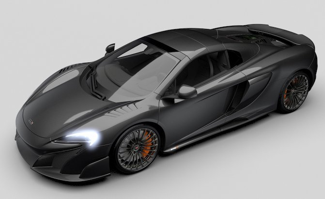 There's Only 25 of These McLaren MSO Carbon Series LTs—And We Need One NOW