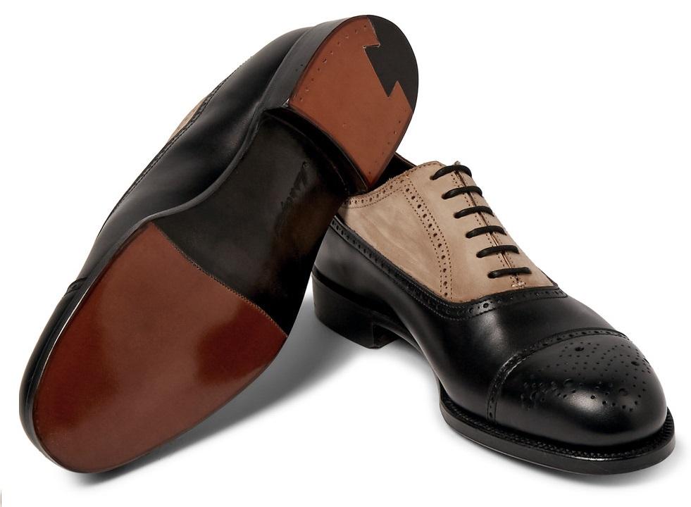 A Great British Shoe Needs an Even Better British Watch