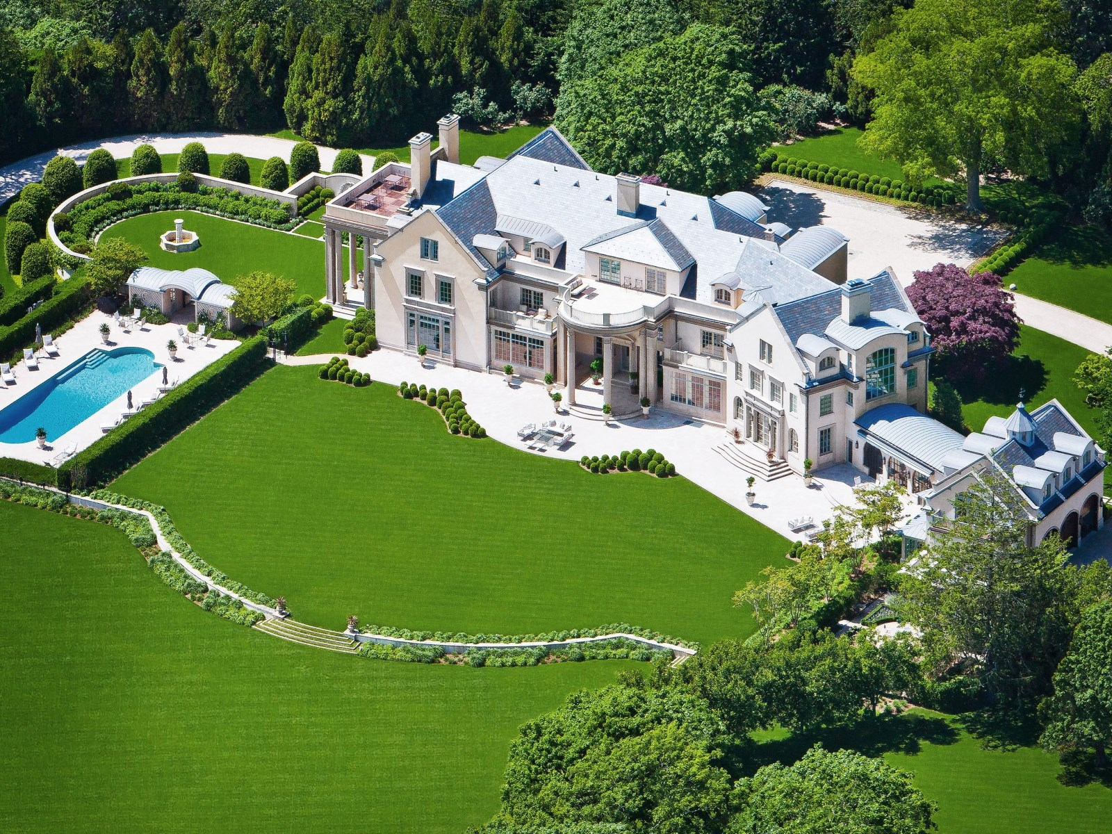 You Have To See This Former Convent Turned $85 Million Mega Mansion