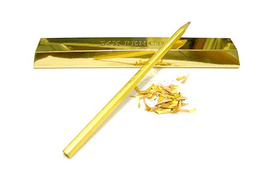9GoldPencil