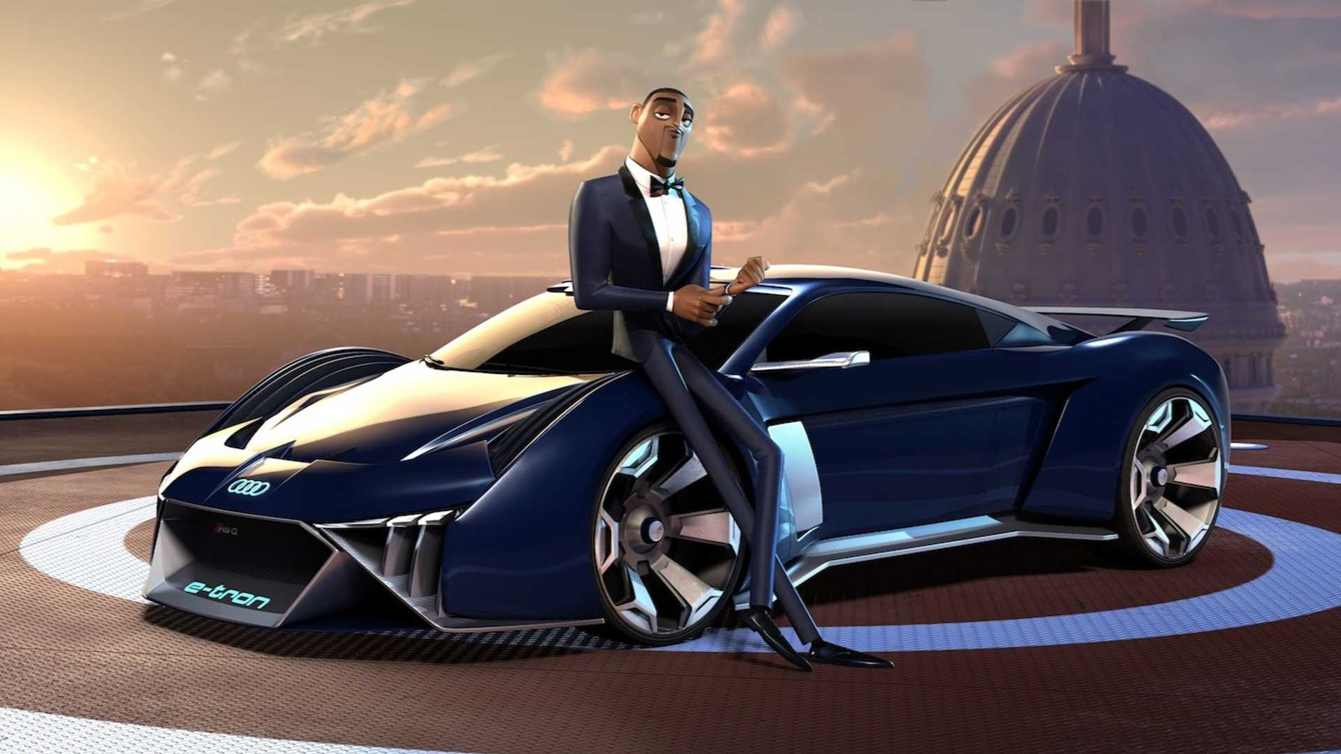 Audi Partners with Will Smith Again to Show Off RSQ e-tron