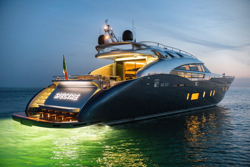 This Yacht Named After a James Bond Movie Is One Of The Fastest Ever on Water