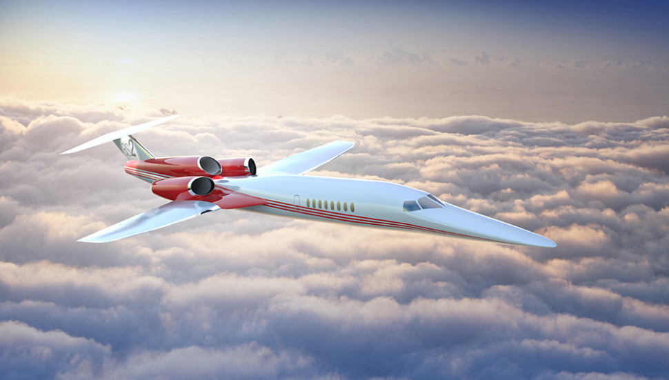 Be the First to Own Aerion's $120 Million Supersonic Business Jet