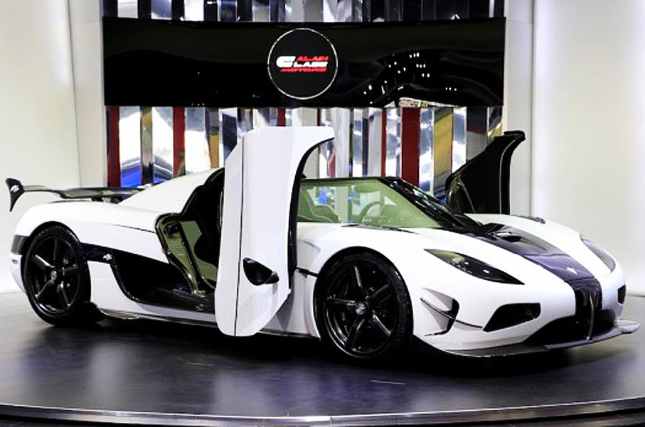 See the Killer Koenigsegg Agera RS For Sale With An Unbelievable Price Tag