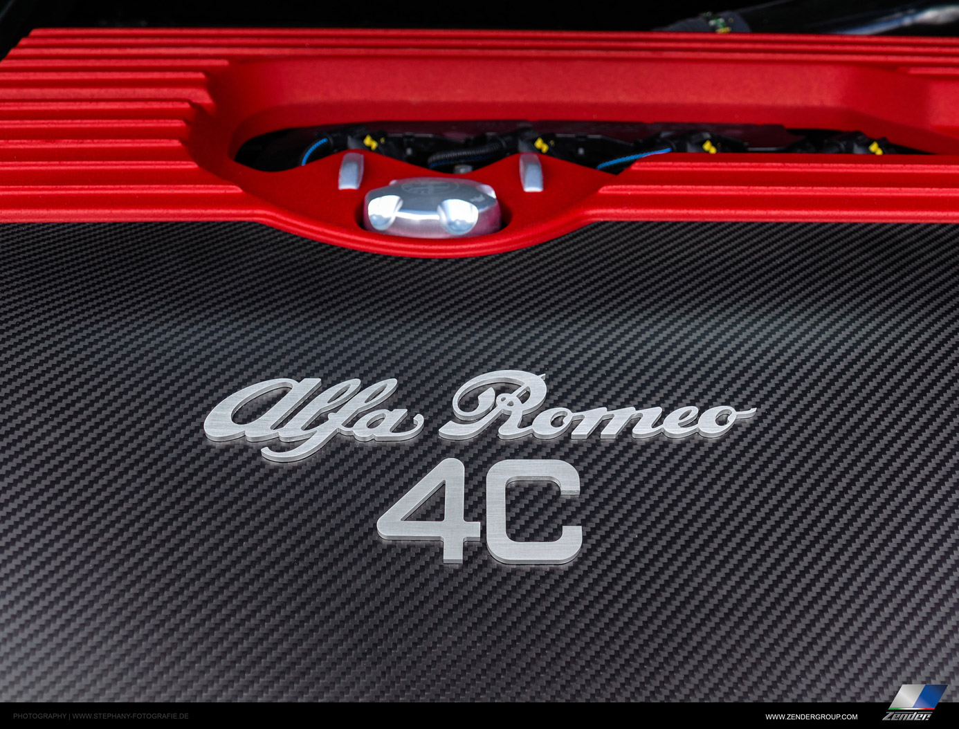 This Tuned Alfa Romeo Might Be The Sexiest Ever 4c Engine Diagram Zender 18