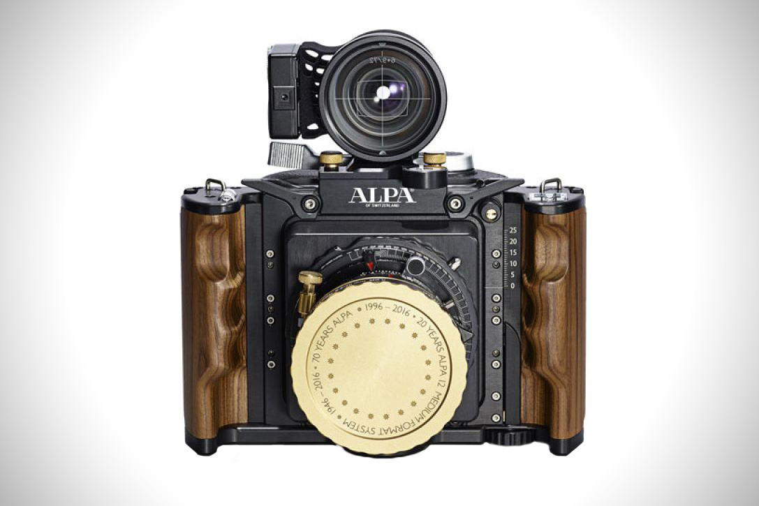 Alpa Will Only Make 20 of These Special Edition Cameras