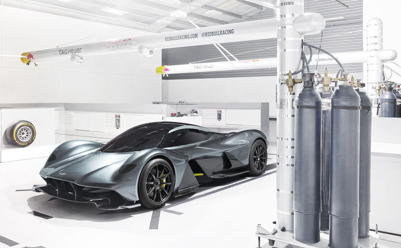 Aston Martin Valkyrie Owners Aren't Allowed to Be Fat