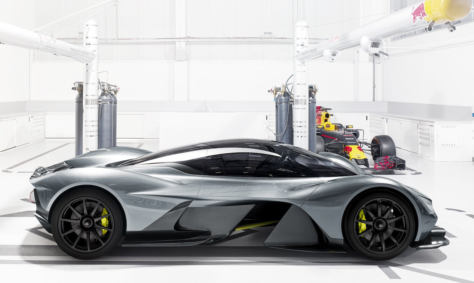 Aston Martin Plans a Family of Mid-Engine Monsters