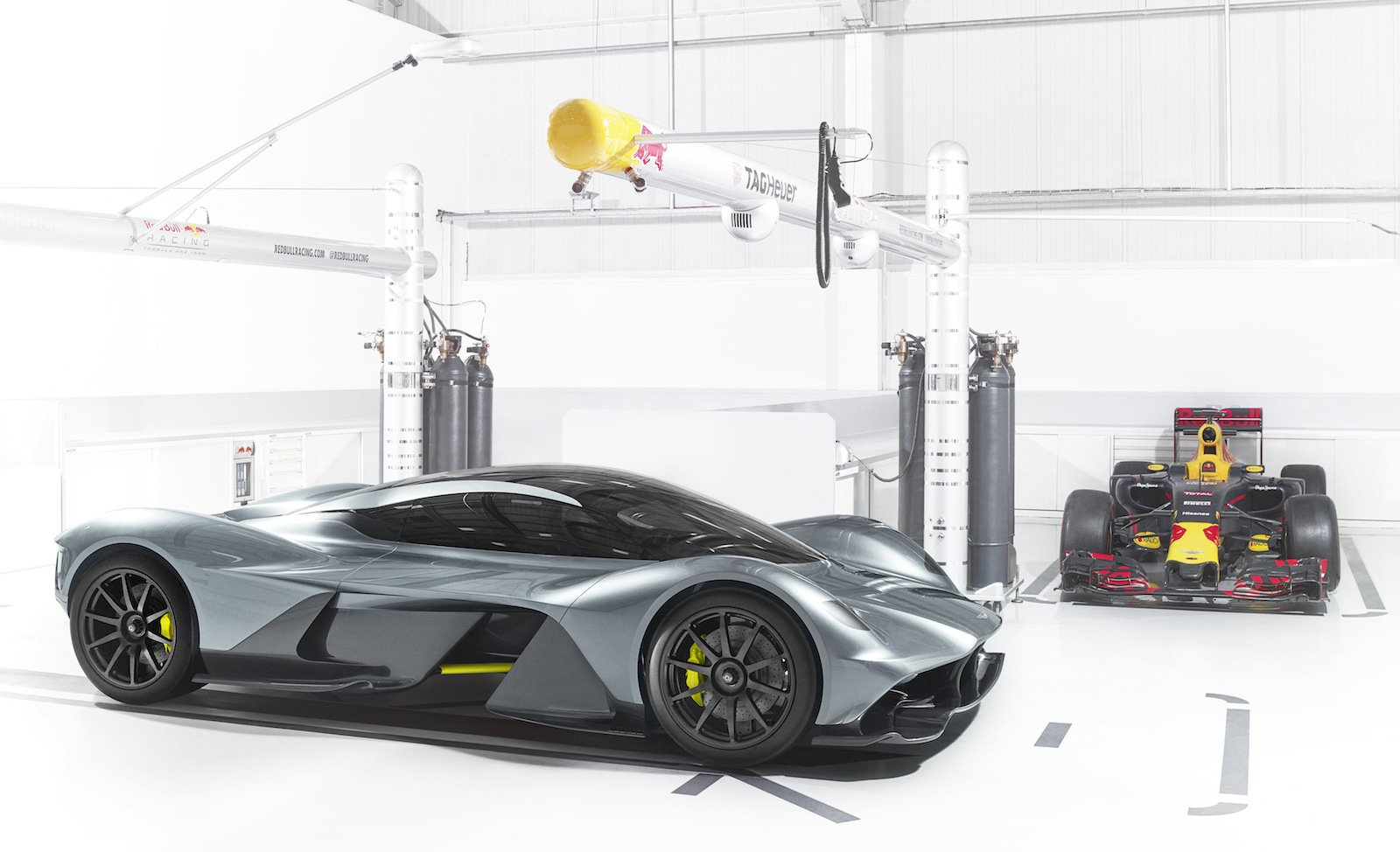 Aston Martin Wants the AM-RB 001 to Rev Like a Formula One Car