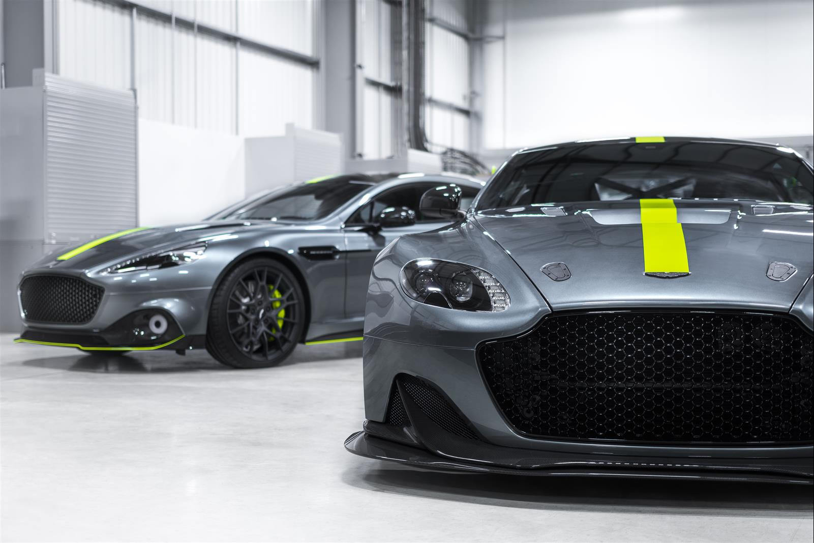 AMR is Like AMG For Aston Martins