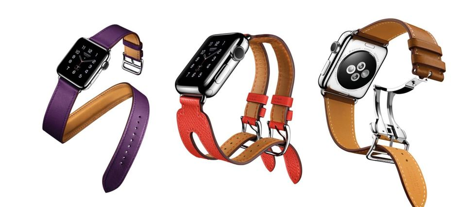 Hermès and Apple Want to Keep You on Time–Again