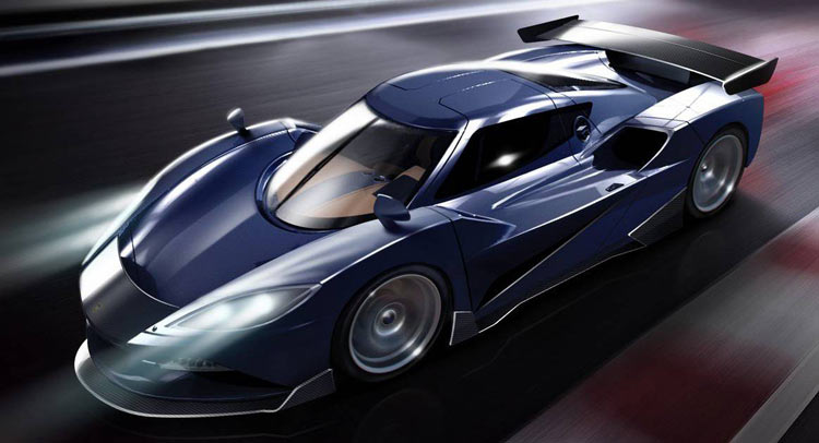 See The Hybrid Hypercar That Puts Out Twice The Power of a Ferrari LaFerrari