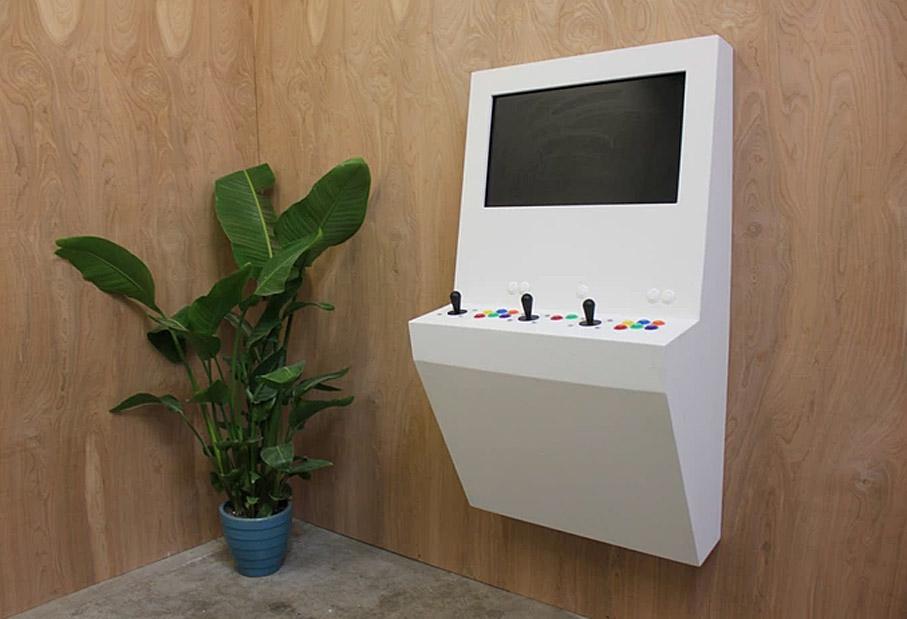 Arcade copy