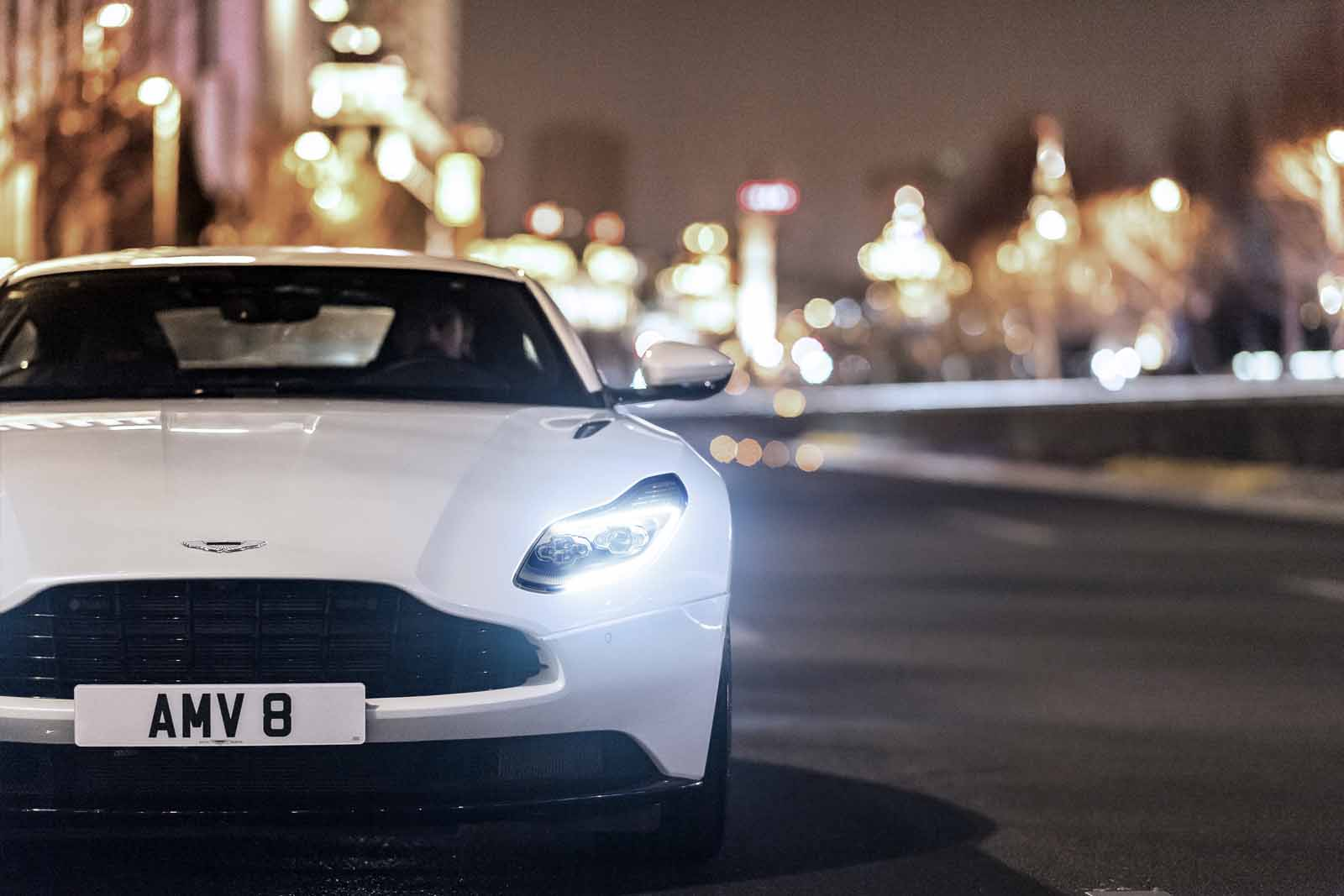 10 Differences Between the Aston Martin DB11 V8 and V12