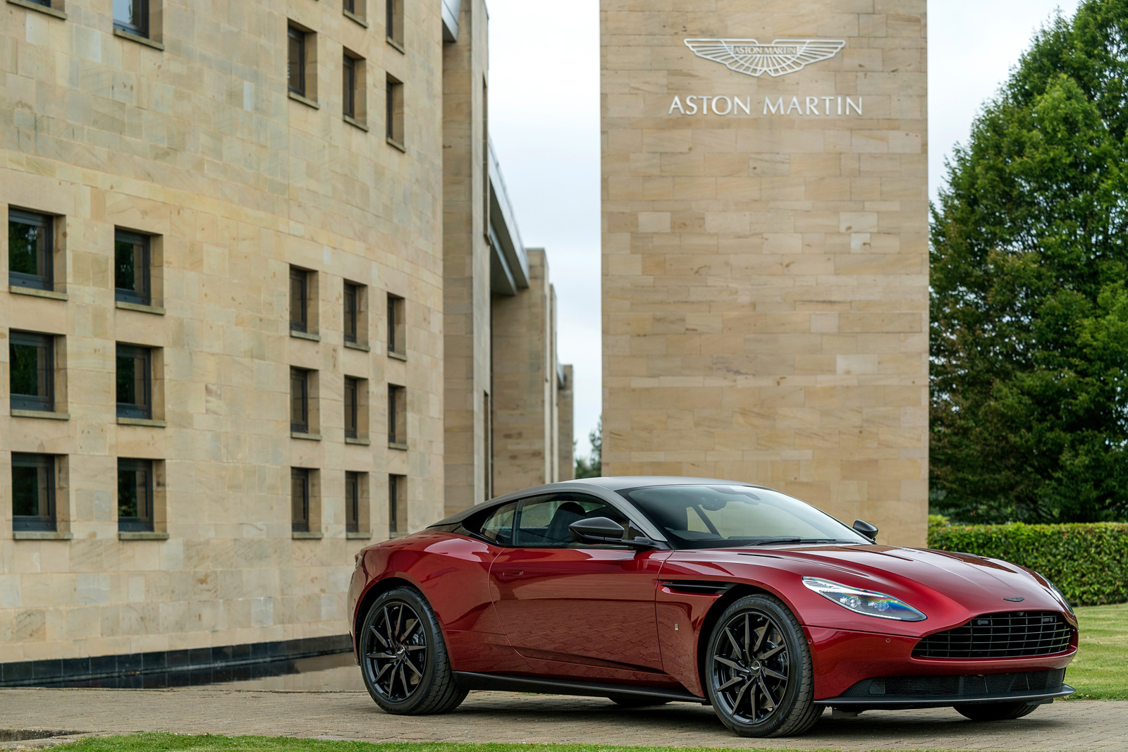 The Aston Martin DB11 is Now Inspired by Sailboats