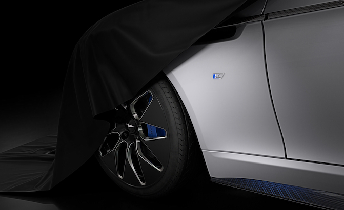 Electric Aston Martin Rapide E Will Have 600 HP, 200+ Miles of Range