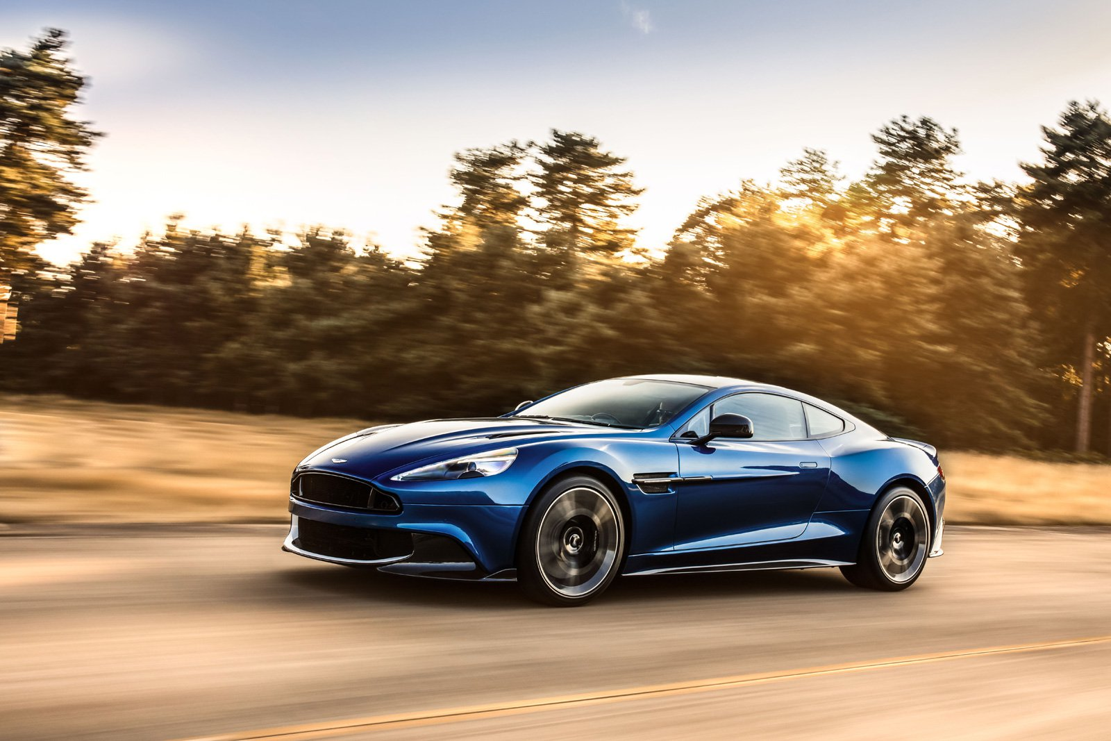 Aston Martin's Stunning Coupe is now Even Better