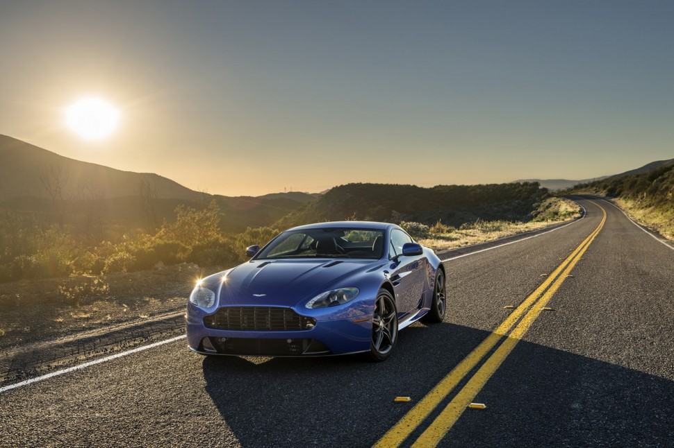 See The New Super Limited 2017 Aston Martin Vantage GTS—Only Available In The U.S.