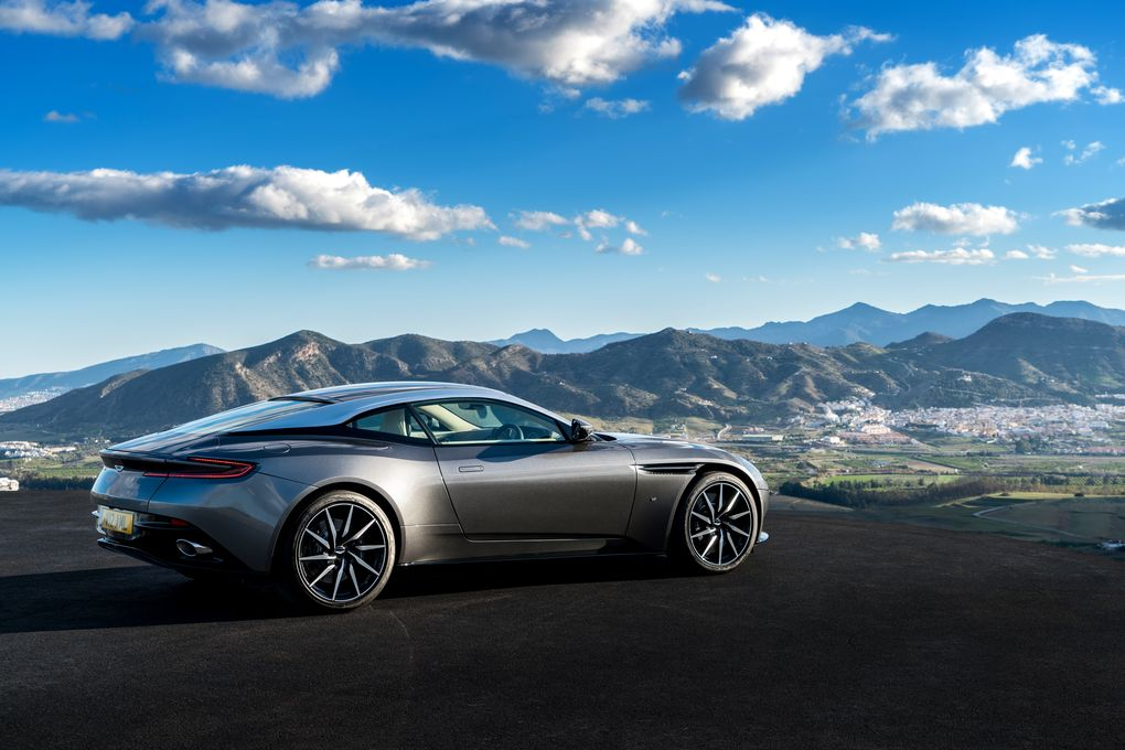 Five Things You Probably Didn't Know About the Aston Martin DB11